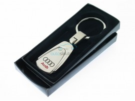 Sleutelhanger Audi - in geschenkverpakking - after market product