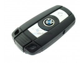 BMW Smartkey 3 knoppen voor 1-3-5-serie - 868 Mhz - ID46 chip - Normale Kwaliteit - after market produkt