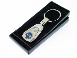 Sleutelhanger Fiat - in geschenkverpakking - after market product