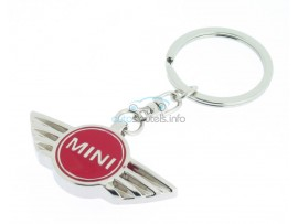 Sleutelhanger Mini - Rood logo - after market product