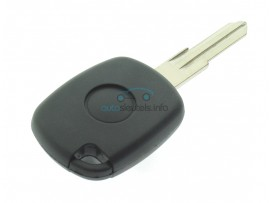 Contactsleutel Nissan met 4D transponder - after market product