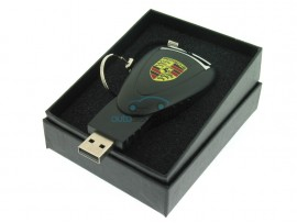 Porsche Memory Stick - Flash Drive - USB geheugen stick  - 16GB - in luxe geschenkverpakking - after market product