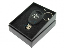 Toyota Memory Stick - Flash Drive - USB geheugen stick  - 16GB - in luxe geschenkverpakking - after market product