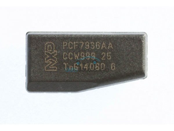 Transponder PCF7937EA - Hitag 2 - 46ex - precoded for GM - after market product