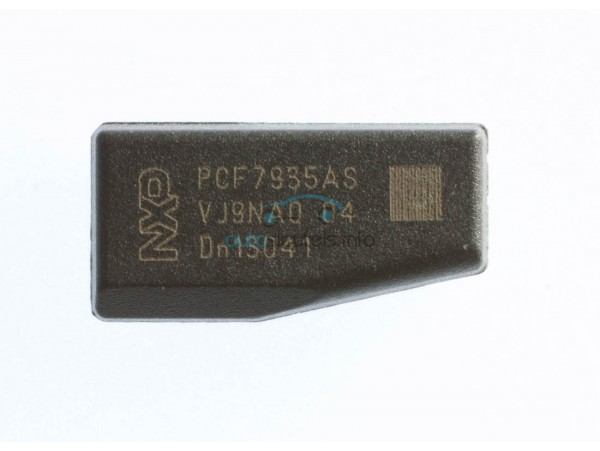 Transponder PHILIPS ID45 - Peugeot 206 - 406 - OEM Product