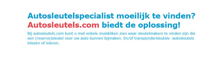Autosleutels.com